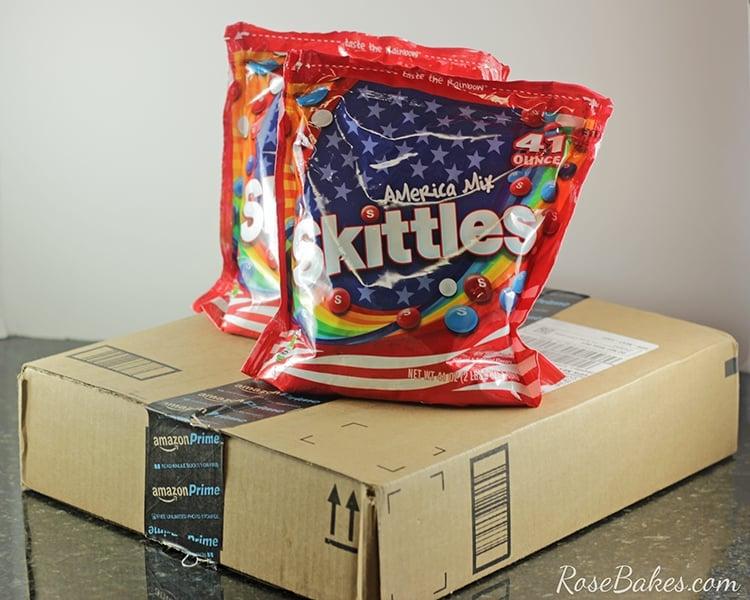 Skittles from Amazon