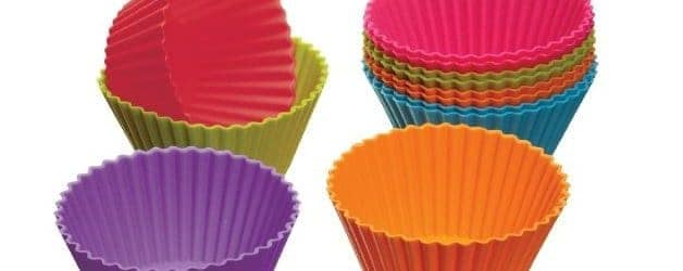 Silicone Cupcaker Liners