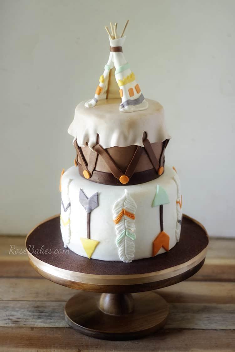 Ethereal Elegance Bohemian Cake Design Craftsy Class