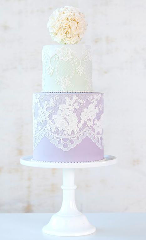 Garden Pomander Cake
