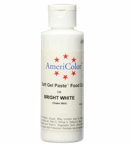 Americolor Bright White