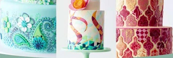 Contemporary Cake Designs Step by Step