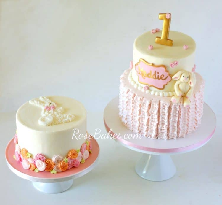 1st Year Birthday Cakes Pictures