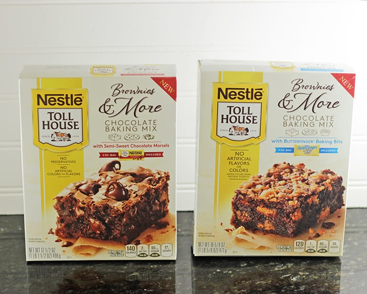Nestle Toll House Brownies & More Chocolate Baking Mix