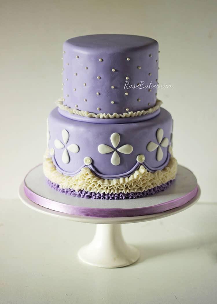 Sofia Princess Cake Images
