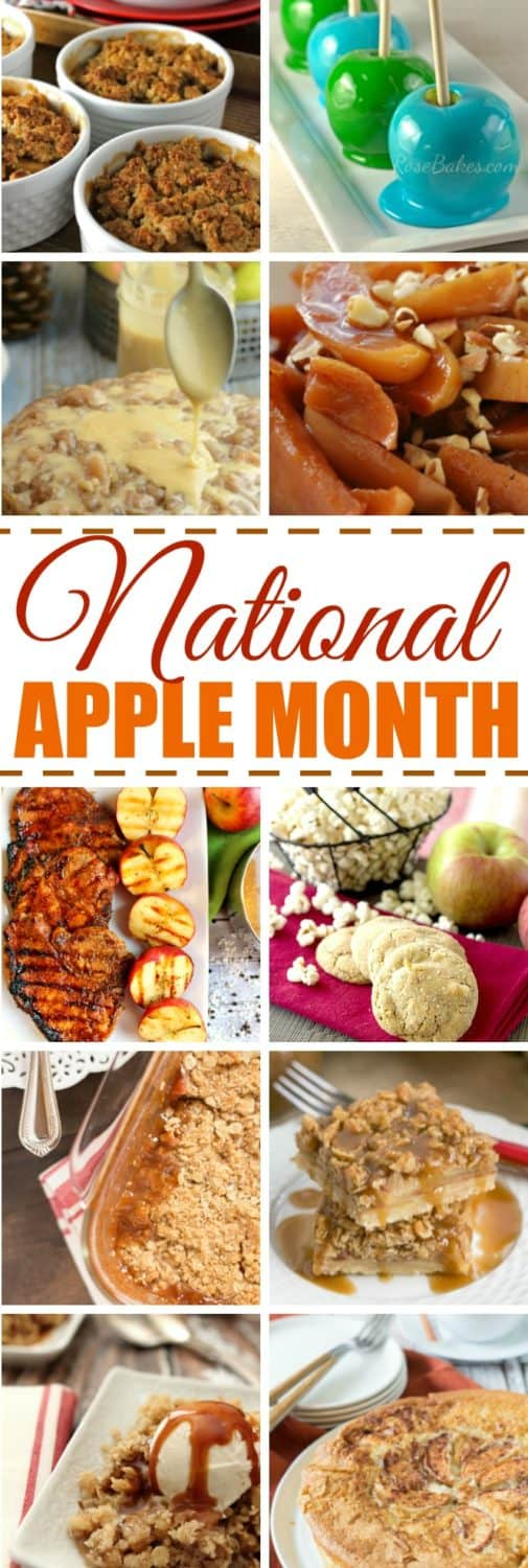 national-apple-month