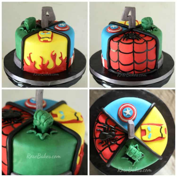 super-heroes-avengers-cake
