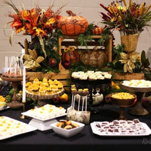 fall-dessert-table