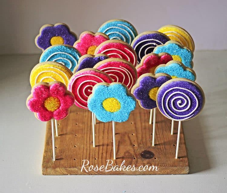 flowers-lollipops-cookies-on-sticks