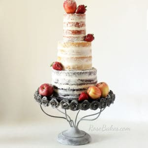 rustic-naked-cake-with-fresh-fruit