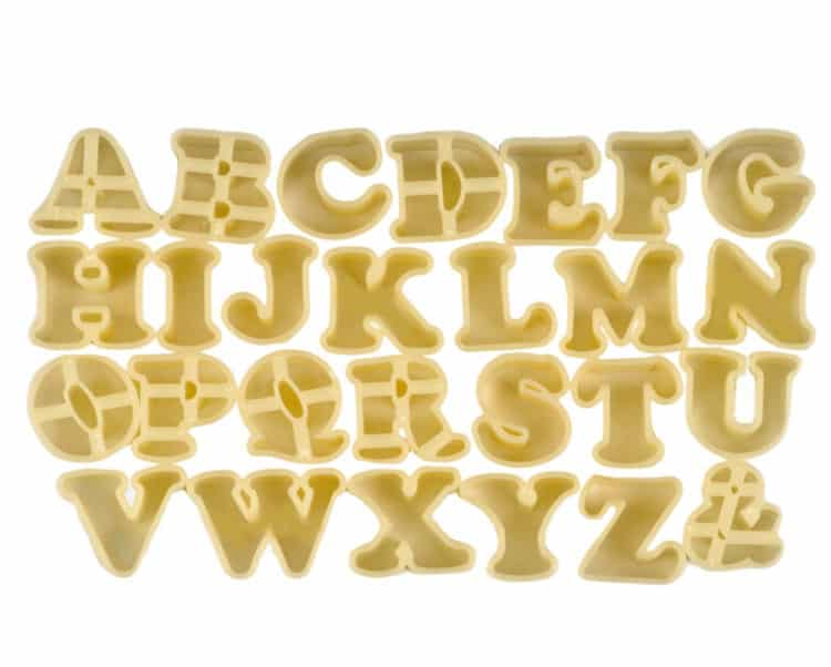 brown-cookie-letter-cutters