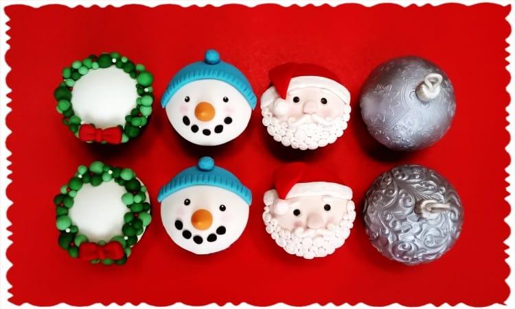A Merry Cupcake
