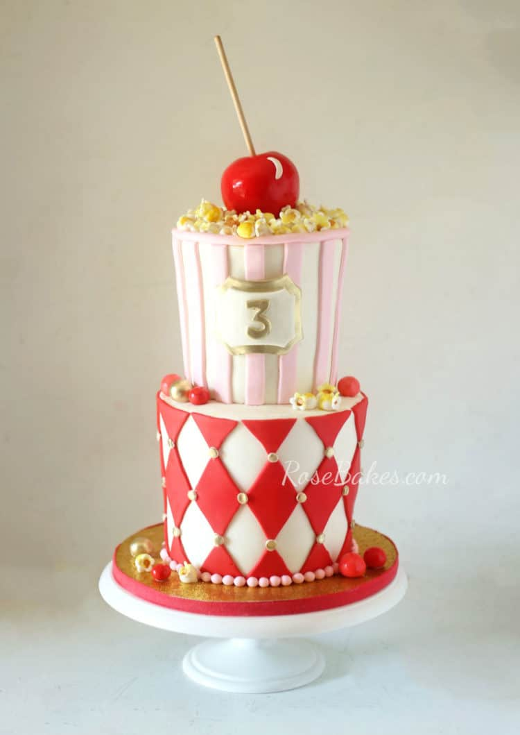 carnival-cake-with-popcorn-and-candy-apple