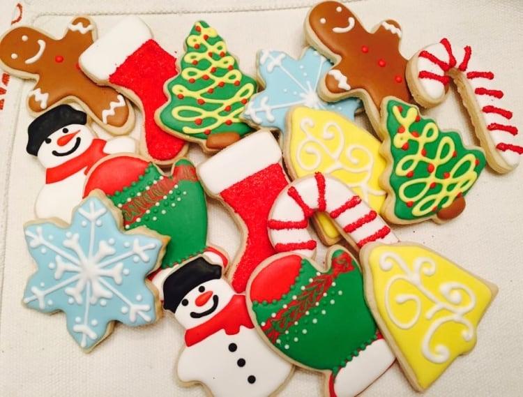 Christmas yummies