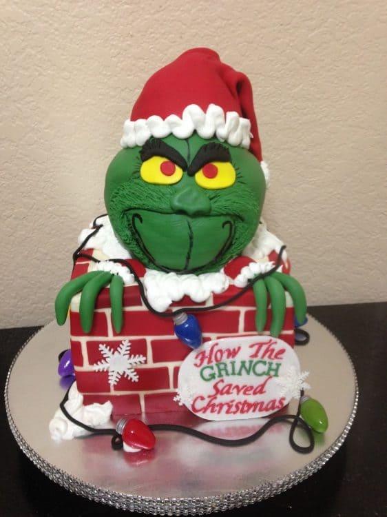 A Merry Grinchmas!