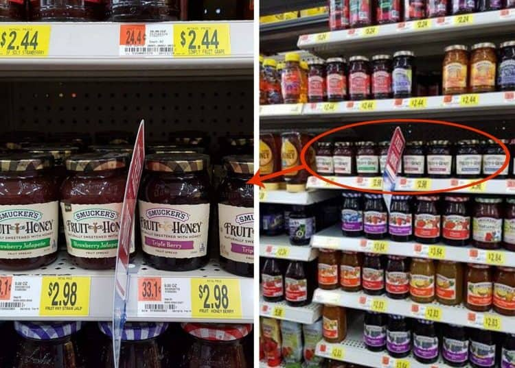 smuckers-fruit-spread-at-walmart