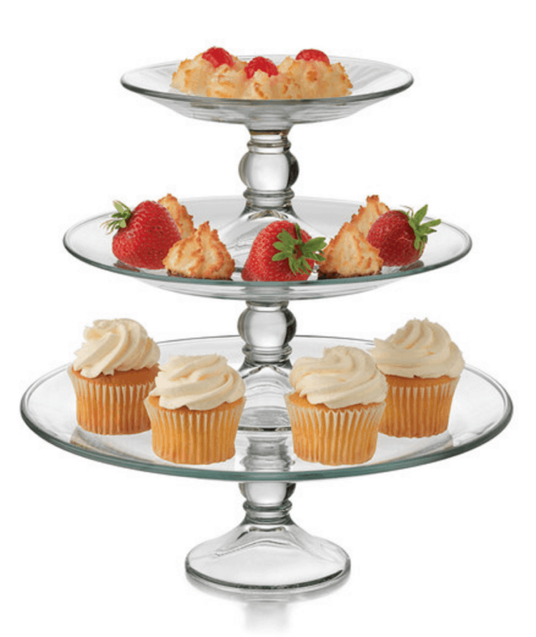 Cake Platter Set at Zulily