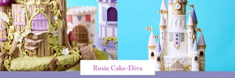 Castle Cake Techniques Craftsy Class