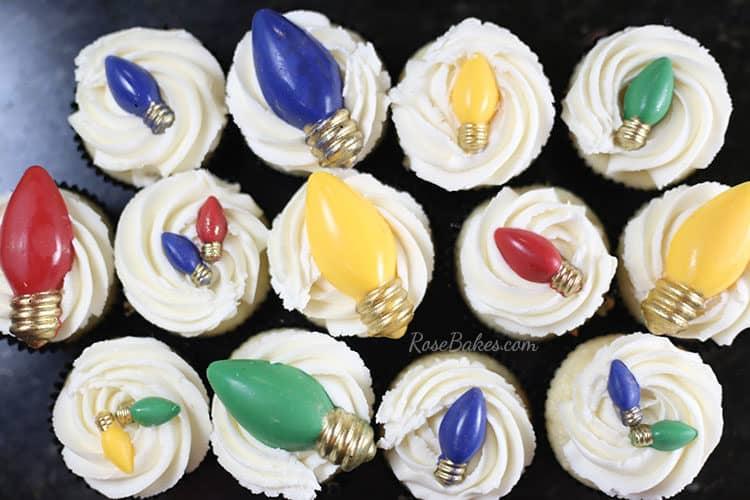 christmas-lights-cupcake-toppers