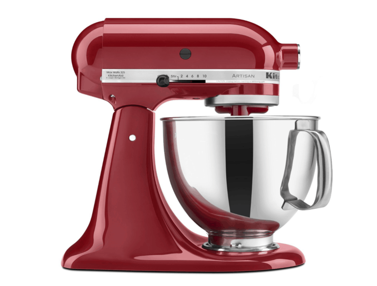 Win a KitchenAid Stand Mixer from Rose Bakes!