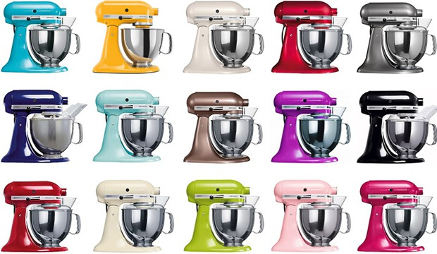 Kitchenaid Colors ended: win a kitchenaid artisan stand mixer (2 winners!!) - rose bakes