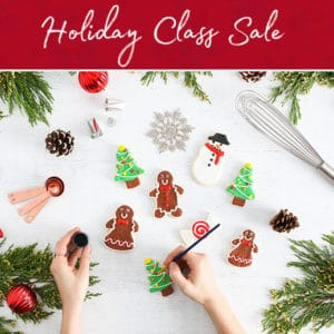 Craftsy Holiday Class Sale