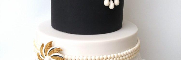 Roaring 20's Cake