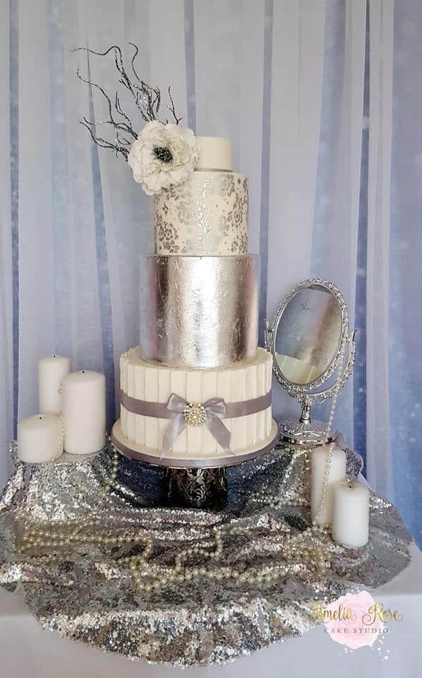 Silver Leaf Wedding