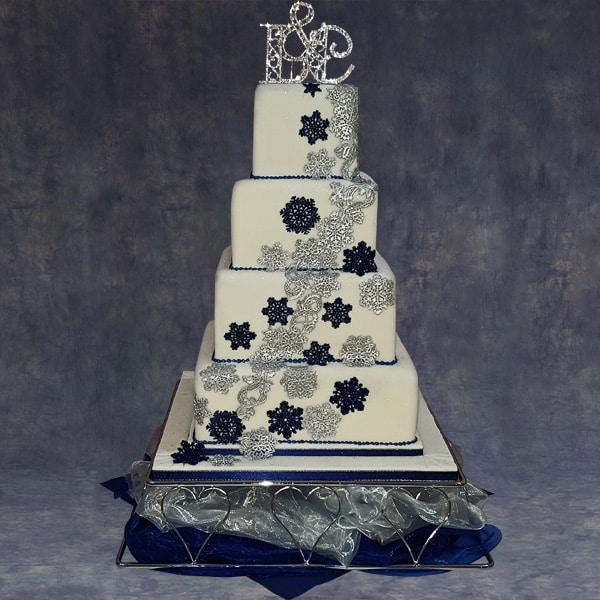 Wedding Snowflakes