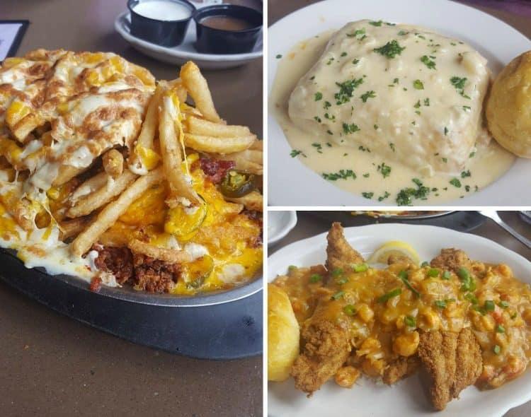 The Chimes Covington Food