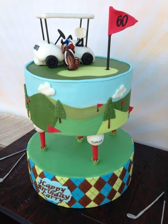 Golfer's Dream