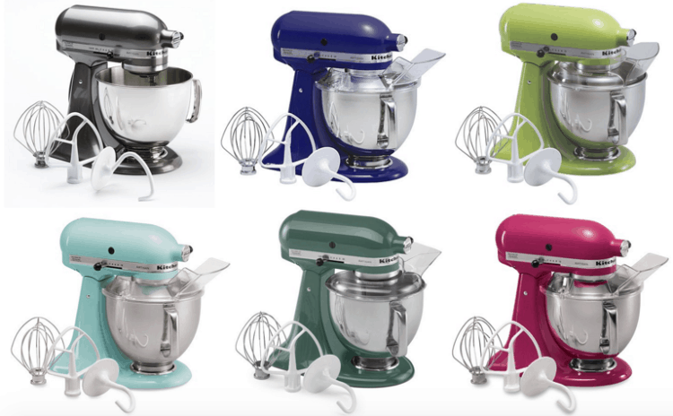 Hot kitchenaid deal at kohls as low as 210 plus taxes and a free food grinder rose bakes - Kitchenaid artisan qt stand mixer attachments ...