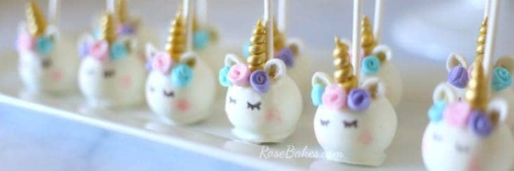 How Do You Decorate Cake Pops