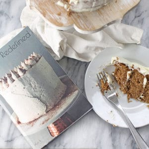 Spiced Oat Cake