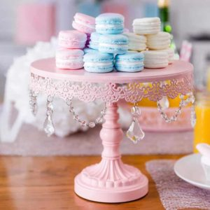 Pretty Spring Cake Stands (my current favorites)