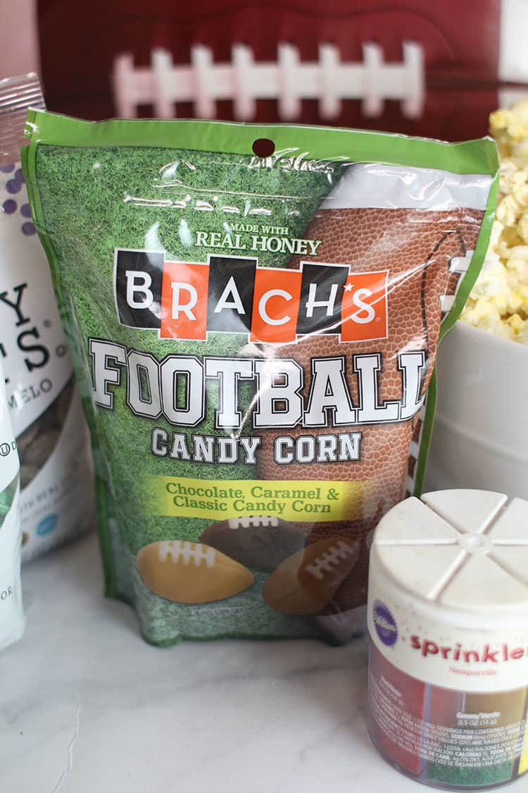 Brach's Football Candy Corn for Football Party Snack Mix