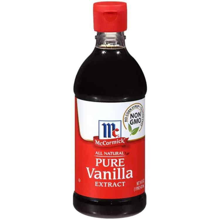 McCormick Vanilla Extract