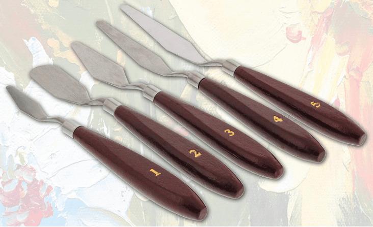 Basic Palette Knife Set